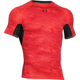 Under Armour Armour HG Printed SS Rot