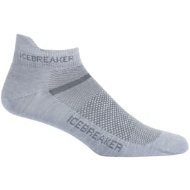 Icebreaker Mens Multisport Ultra Light Micro Grau