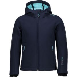CMP GIRL SOFTSHELL JACKET Dunkelblau
