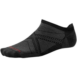 Smartwool PhD® Run Ultra Light Micro Schwarz