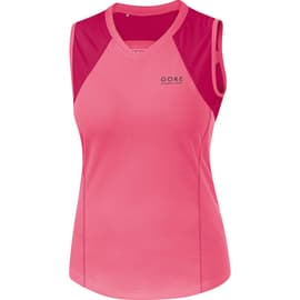 Gore Running Wear Essential 2.0 Lady Singlet Rosa