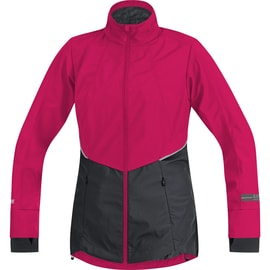 Gore Running Wear Air Lady WS AS Jacke Rot