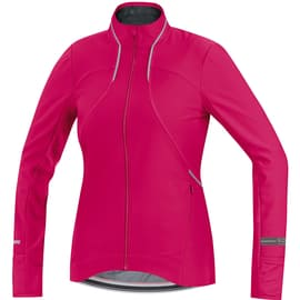 Gore Running Wear Air Lady WS SO Shirt Long Pink