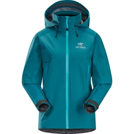 Arcteryx Beta AR Jacket GTX Women Blau