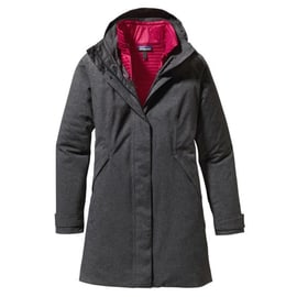 Patagonia W´S Vosque 3 in 1 Parka Grau