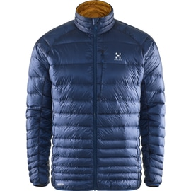 Haglöfs Essens III Down Jacket Men Blau