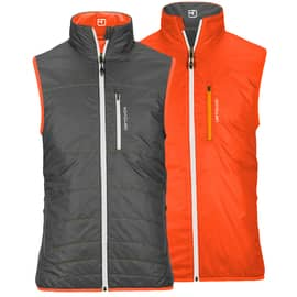 Ortovox Piz Cartas SW Light Vest Men Grau