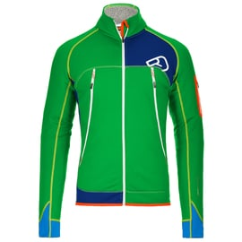 Ortovox Fleece Plus Jacket Men Grün