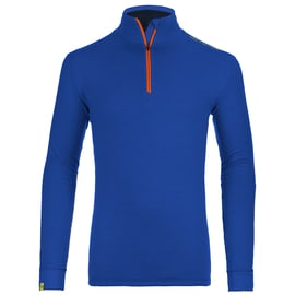 Ortovox 260Merino Net Long Sleeve Men Dunkelblau