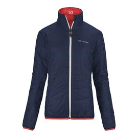 Ortovox Piz Bial Jacket SW Light Jacket Women Dunkelblau