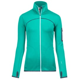 Ortovox Merino Fleece Jacket Women Türkis