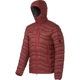 Mammut Broad Peak IS Hooded Jacket Men Beere