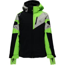 Spyder Boy´s Leader Jacket Schwarz