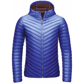 Kjus Men Blackcomb Hooded Down Jkt. Blau
