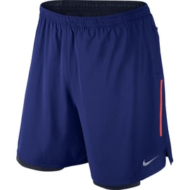 "Nike 7"" 2-in-1 Short Dunkelblau"