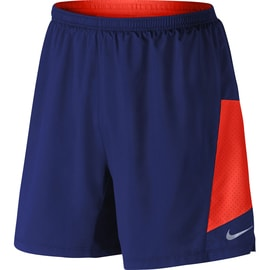 Nike 7 Pursuit 2-IN-1 Short Dunkelblau