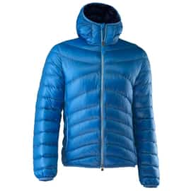 Mountain Force Sloane Hooded Down Jacket Blau