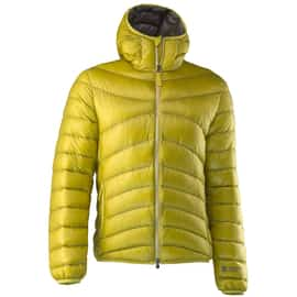 Mountain Force Sloane Hooded Down Jacket Gold