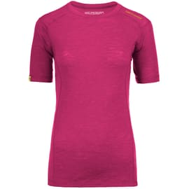 Ortovox Merino Ultra 105 Short Sleeve Women Beere