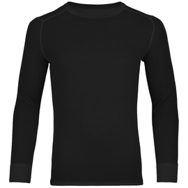 Ortovox Merino Supersoft Long Sleeve Men Schwarz