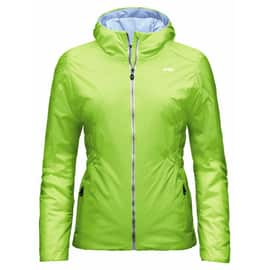 Kjus Ladies FRX 3D Hooded Jacket Grün