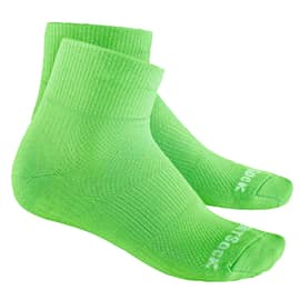 Wrightsock Coolmesh II Quarter Lime