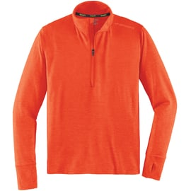 Brooks Dash 1/2 Zip Orange