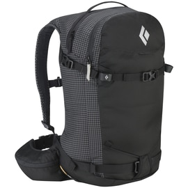 Black Diamond Dawn Patrol 32 Schwarz
