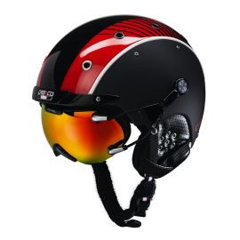 Casco SP-3 Airwolf Racing Schwarz