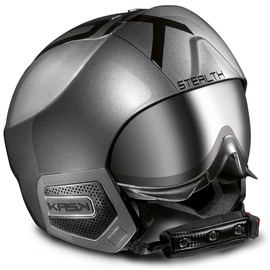 Kask Stealth Shine Anthrazit