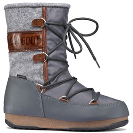 Moon Boot Moon Boot WE Vienna Felt Grau
