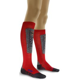 X-Socks Ski Discovery Junior Rot