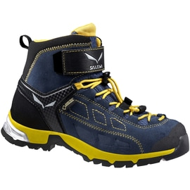 Salewa Jr Alp Player Mid GTX Blau