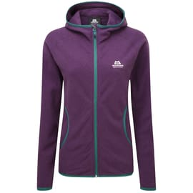 Mountain Equipment Women´s Diablo Hooded Jacket Beere