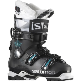 Salomon Quest Access Custom Heat W Schwarz