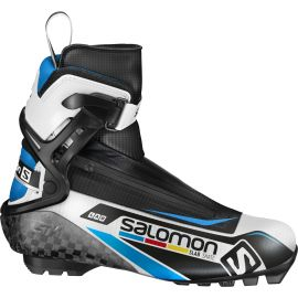 Salomon S-LAB Skate Schwarz