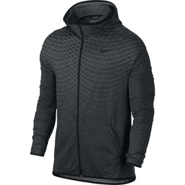 Nike Ultimate Dry FZ HD Top Schwarz