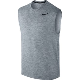 Nike Dri-Fit Training Muscle Tank Hellgrau