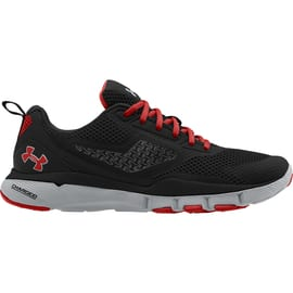 Under Armour Mens Charged One Tr. Schwarz