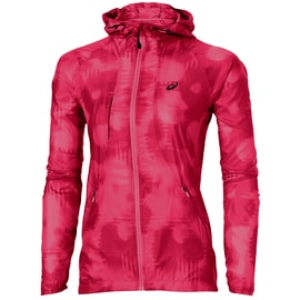 Asics fuzeX Packable Jacket Pink