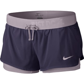 Nike Full Flex 2in1 2.0 Short Pflaume