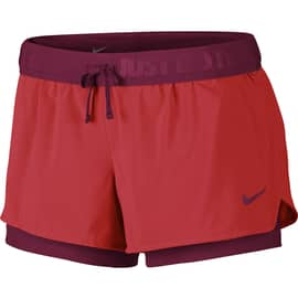 Nike Full Flex 2in1 2.0 Short Hellrot