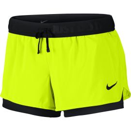 Nike Full Flex 2in1 2.0 Short Lime