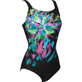 Arena W Vision One Piece Low Cut C Cup Schwarz