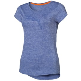 Puma Heather Cat Tee Hellblau