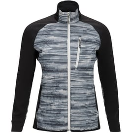 Peak Performance W Helium Hybrid Jacket Print Women Grau