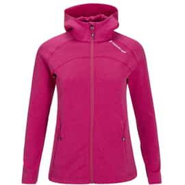 Peak Performance W Kate Zip Hoodie Women Pink