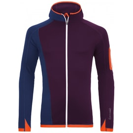 Ortovox R´N´W Hoody Fleece Light Men Beere