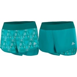 adidas Kanoi Run Reversible Short W Petrol