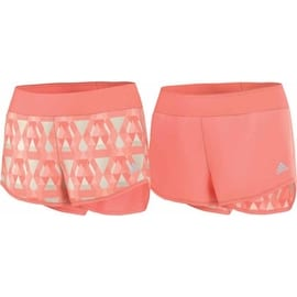 adidas Kanoi Run Reversible Short W Orange